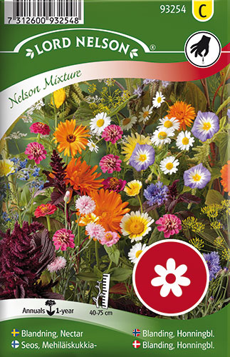 Mix, Honningblomster -